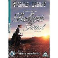 Babettes Feast DVD Nuovo DVD (ART588DVD)