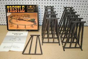 Aristo-Craft ART-7106 12-Piece Trestle Set *G-Scale* (2 of 2)