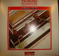Beatles,The 1962-1966 (Red Album)  HMV Box-Set DoCD No.