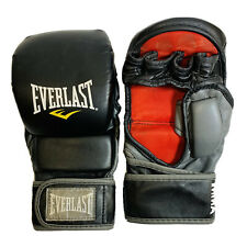 Everlast MMA Heavy Bag Gloves  Size: Large/XLarge L/XL Black