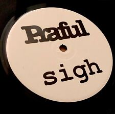 Praful Sigh Remixes Vinyl 2003 Downtempo Chill House NEW UNPLAYED Smooth Jazz