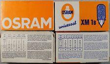 OSRAM vacublitz universal XM 1b, 5 unidades de relámpago peras Boxed/paquete original