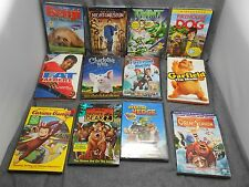 Dvd Lot Of 12 Disney Dream Works Benji TMNT Brother bear 2 Animation New!