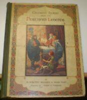 1917, CHILDREN'S STORIES FROM THE NORTHERN LEGENDS, BELGRAVE, HARRY THEAKER