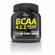 OLIMP BCAA 4:1:1 Xplode Powder 500g L-LEUCINE RICH RATIO, AMINO ACIDS