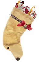 Golden Retriever Dog Christmas Stocking Holiday Stocking for your dog