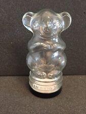 Glass Coin Bank Container Koala San Diego Zoo