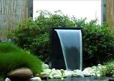 Springbrunnen-Set + LED Wasserfall Gartenbrunnen Wasserspiel AcquaArte UBBINK