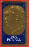 1965 Topps Embossed #29 Boog Powell VG-VGEX+ Baltimore Orioles FREE SHIPPING
