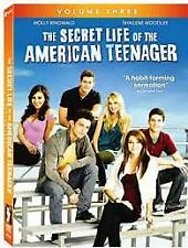 THE SECRET LIFE OF THE AMERICAN TEENAGER VOLUME 3 DVD *REGION 1*New