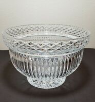 "FIFTH AVENUE  ""Estate"" Crystal Round Bowl"