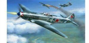 Zvezda 7301 - 1/72 Seconde Guerre Mondiale Russe Avion de Chasse Yak-3 - Neuf