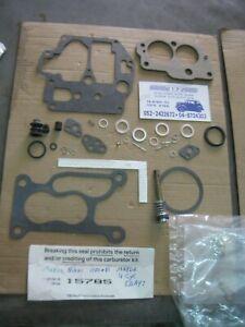 Mazda 626 2.0 L 1970 CC L4 1979 - 1982 Carburetor Kit Walker 15785 Hitachi 2 bbl