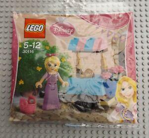 LEGO Brand New Disney Princess Rapunzel Market  Poly Bag STOCKING FILLER 30116