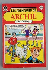 Les Aventures de Archie 5105 French edition 1982 Heritage Editions Htf