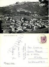 Cartolina di Laggio (Vigo di Cadore), panorama - Belluno, 1973