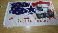 Dallas Cowboys Flag polyester Banner NFL 264