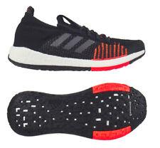 adidas PulseBOOST HD Men's Running Shoes Black Fitness Gym Walking Boost FU7333