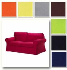 Custom Made Cover Fits Ikea Ektorp Loveseat, Two Seat 2 Seater Sofa Clearance