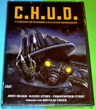 C.H.U.D. Canibales humanoides ululantes demoniacos - Precintada