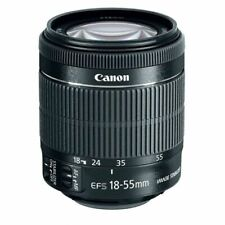 Canon Ef-s 18-55mm F/3.5-5.6 Is STM Lens No Packing PX
