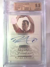 2013-14 Flawless Blake Griffin ALL-Star Achievements Auto #13/20 BGS 9.5