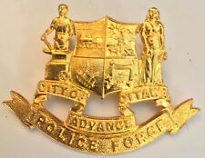 "City of Ottawa Advance Police Force pin - 1 3/4"" #4990"