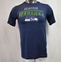 Majestic Mens NFL Seattle Seahawks Coolbase Shirt NWT $30 S, M, L, 2XL