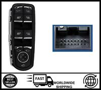 Power Window Master Switch FOR Porsche Cayman Panamera Macan