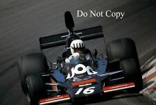 Tom pryce u shadow dutch grand prix 1975 photo 1