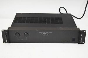 Carver PM-175 Power Amplifier - As Is