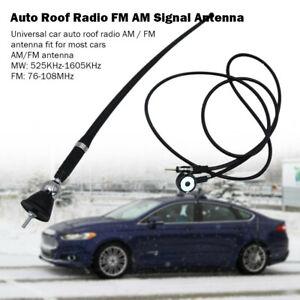 JSwivel Universal Car Antenna Auto Roof Radio FM AM Signal Antenna For Car