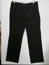 "GERRY WEBER ""ROMY R""  Stretch - Jeans in Schwarz, Gr. 46"