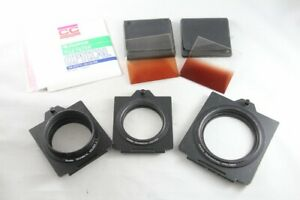 Kenko Technical Holder 58m, 62mm, and 72mm from Japan #1281