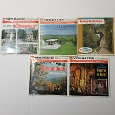Virginia Tourist  Attractions View-Master,