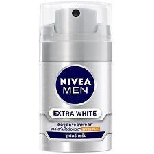 Nivea Men Extra White Skin Whitening Serum Moisturizer SPF 50 50ml