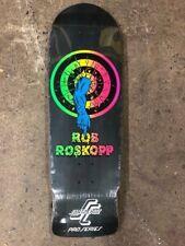Santa Cruz Rob Roskopp Target Arm 1 Old School Reissue Skateboard Deck
