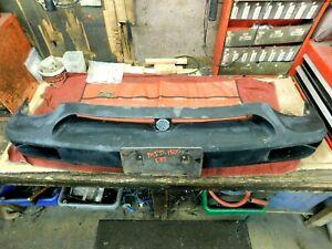MG Midget 1500, Front Rubber Bumper, Original, !!