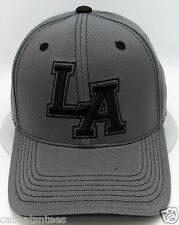 LA City LOS ANGELES CA Cap Hat California OSFM Adjustable Char Gray NWT