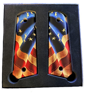 1911 GRIPS Betsy Ross Revolution Flag Limited Edition Best Available  