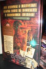 SIGNED Thackery T. Lambshead Pocket Guide to Eccentric and Discredited Diseases