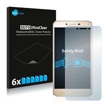 6x Film Protection écran pour Lenovo Vibe K5 Protecteur