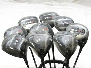 New Titleist TS Driver - Choose LH RH Loft Shaft Flex TS1 TS2 TS3 TS4 Model
