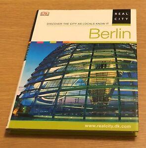 BERLIN DK Real City Book (Paperback) NEW