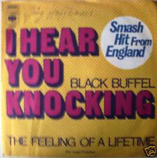 "7"" 1970 RARE! BLACK BUFFEL I Hear You Knocking /MINT-?"