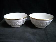 Lot of Two Lenox Porcelain Bowls, 2003, China
