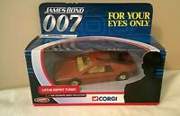 TY04702 'For Your Eyes Only' Lotus Esprit Turbo  Corgi