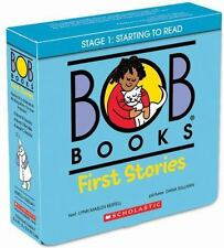 Bob Books: First Stories by Lynn Maslen Kertell (2015, Book, Other)