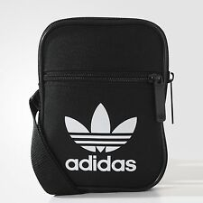 adidas mini shoulder SMALL messenger bag (BLACK) 100% genuine!