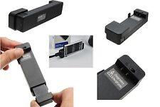 Base da Tavolo Caricabatterie Carica Micro USB per Samsung Galaxy S4 S3 S2